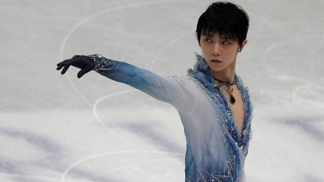 Yuzuru Hanyu is figure skating's rock star