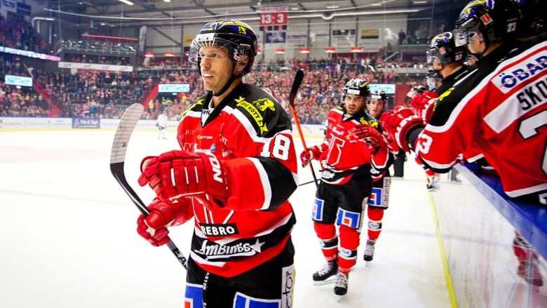 29926b639 Former NHLer Jared Aulin embracing life in Europe after tragedy ...