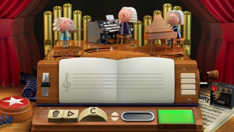 Today s Google Doodle uses AI to let you write music in the style of Bach