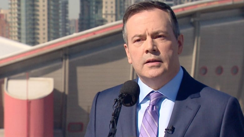 Climate change caused by humans but those who disagree welcome in UCP, says Kenney