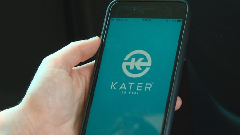 Kater, Vancouver's first-ever ride-hailing app, will launch next week
