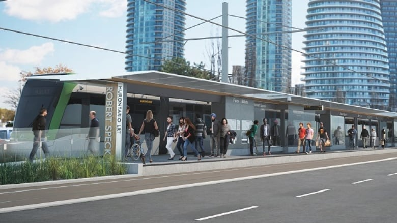 Metrolinx lops off the loop from Mississauga's future Hurontario LRT line