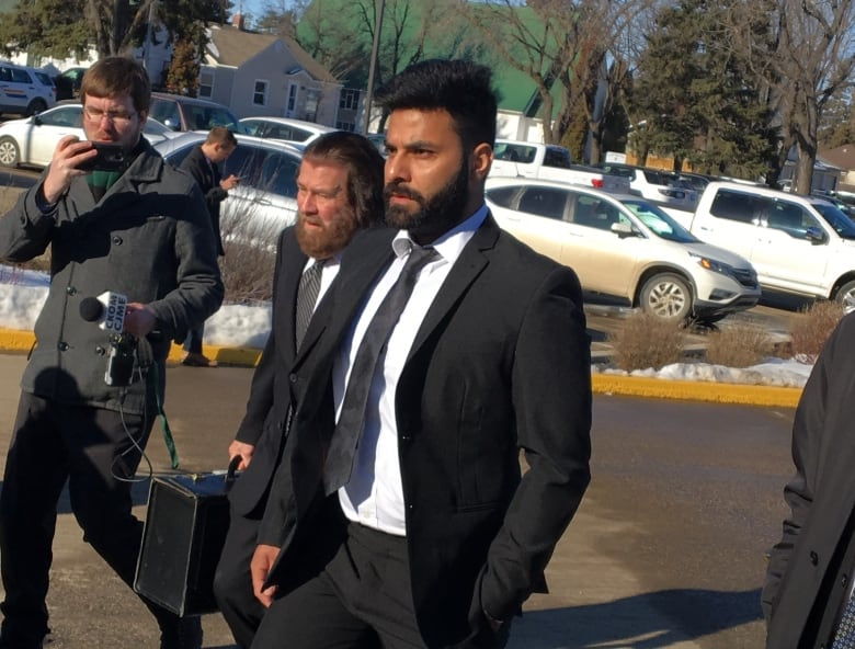 'Families have been torn apart': Truck driver who caused Humboldt Broncos bus crash gets 8-year prison term