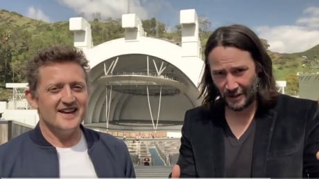 Most excellent: Bill & Ted to return for 3rd movie adventure