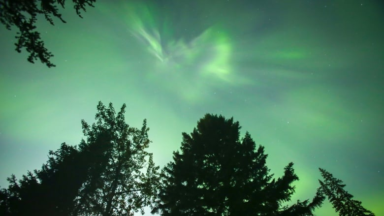 Heads up: Northern lights could be visible this weekend