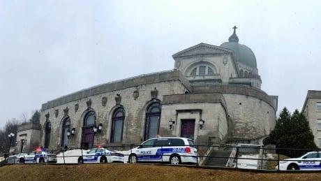 Oratory police rector attack