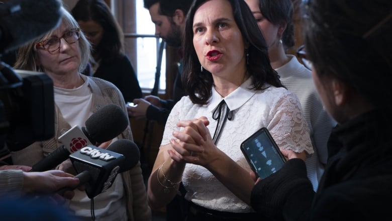 Montreal mayor target of physical threats after coming out against secularism bill