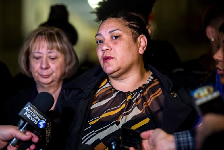 Pittsburgh cop cleared in fatal shooting of black teenager