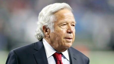 Patriots Owner Prostitution Football