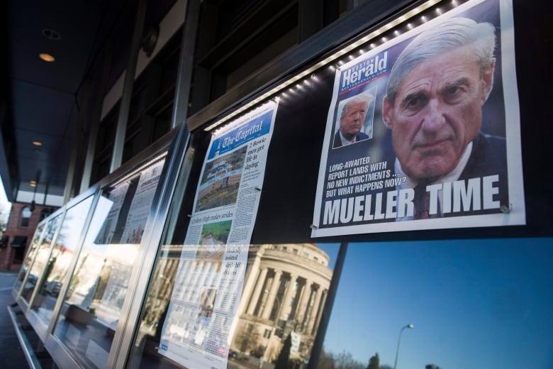 Robert Mueller report: A very good day for Donald Trump