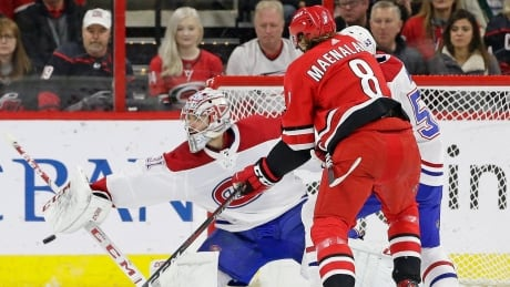Canadiens Hurricanes Hockey-032419