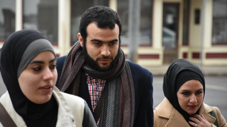 Omar Khadr's sentence is finished, Alberta judge rules
