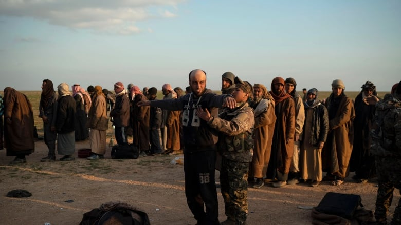 Carve-up begins in Syria as Kurds and Arabs vie for Isis land