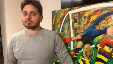 Son of slain B.C. artist demands RCMP revive dormant investigation as new details emerge