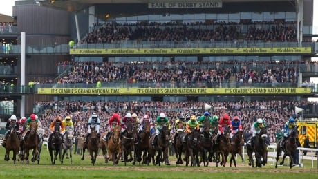 (Live at 9:00 am ET) 2019 Randox Grand National Festival - Horse Racing on CBC: DAY 2
