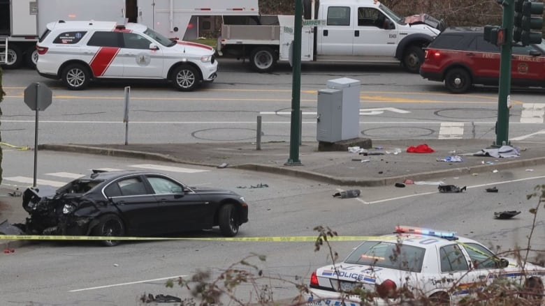 1 person killed, 2 injured in Coquitlam crash