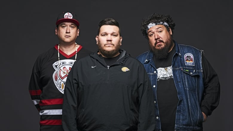 Enter A Tribe Called Red's Halluci Nation | CBC Music