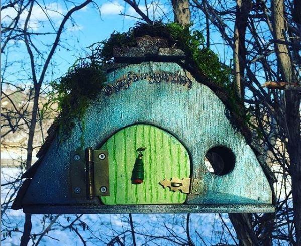 Fairy doors, gnome homes enchant Edmonton's river valley