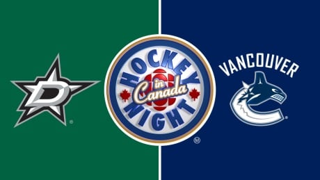 HNIC - Dallas Stars at Vancouver Canucks
