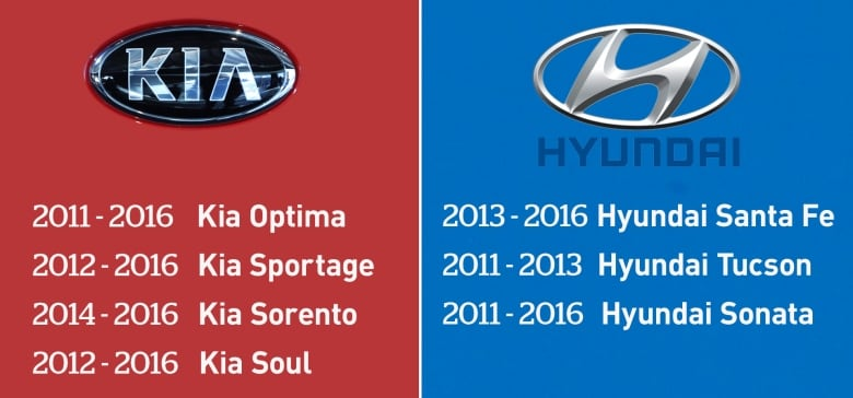 Companies knew they had a big problem': Kia, Hyundai owners