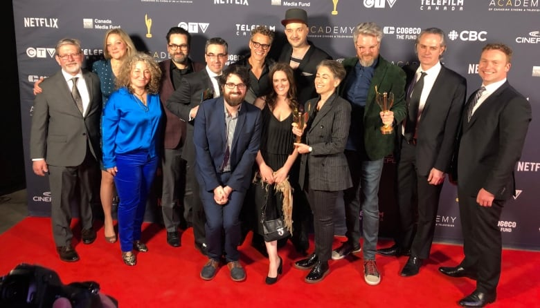 Anne with an E, Cardinal win big at Canadian Screen Awards