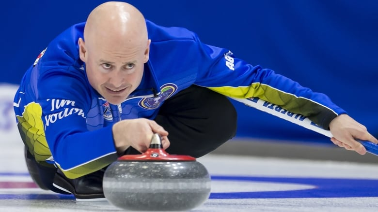 For curling world champion Kevin Koe, life is a 'juggling act'