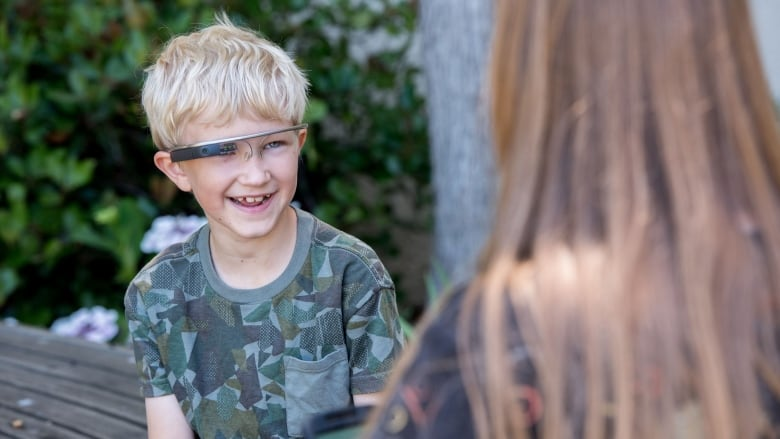 Google glasses could help kids with autism read emotional cues in people's faces