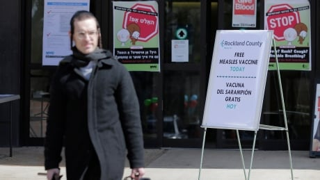 Clinic serving Montreal's Hasidic community educates patients about measles outbreak