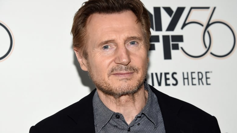 Liam Neeson again apologizes for 'hurtful and divisive' comments