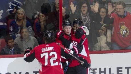 HKN Maple Leafs Senators 20190330