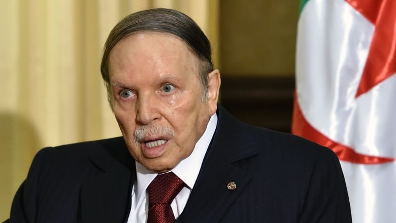 Bouteflika to Resign before April 28 End of Mandate