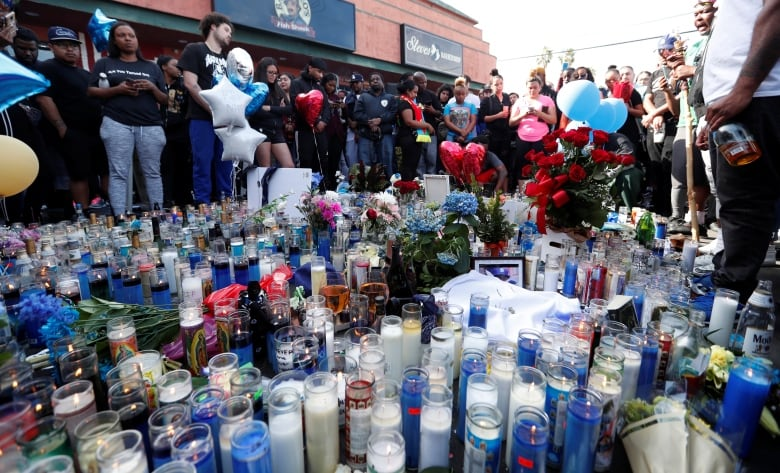 L A  police say suspect in Nipsey Hussle's killing has been