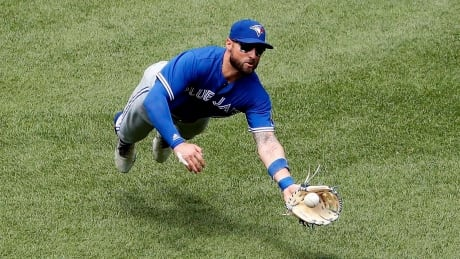 'Superman' is flying away: Jays trade fan favourite Kevin Pillar to Giants