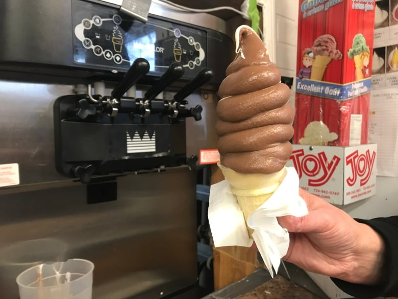 Sweet deal: Corner Brook store offers ice cream for good grades