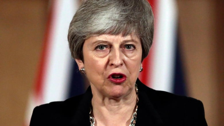 May holds 'constructive' Brexit crisis talks with United Kingdom opposition