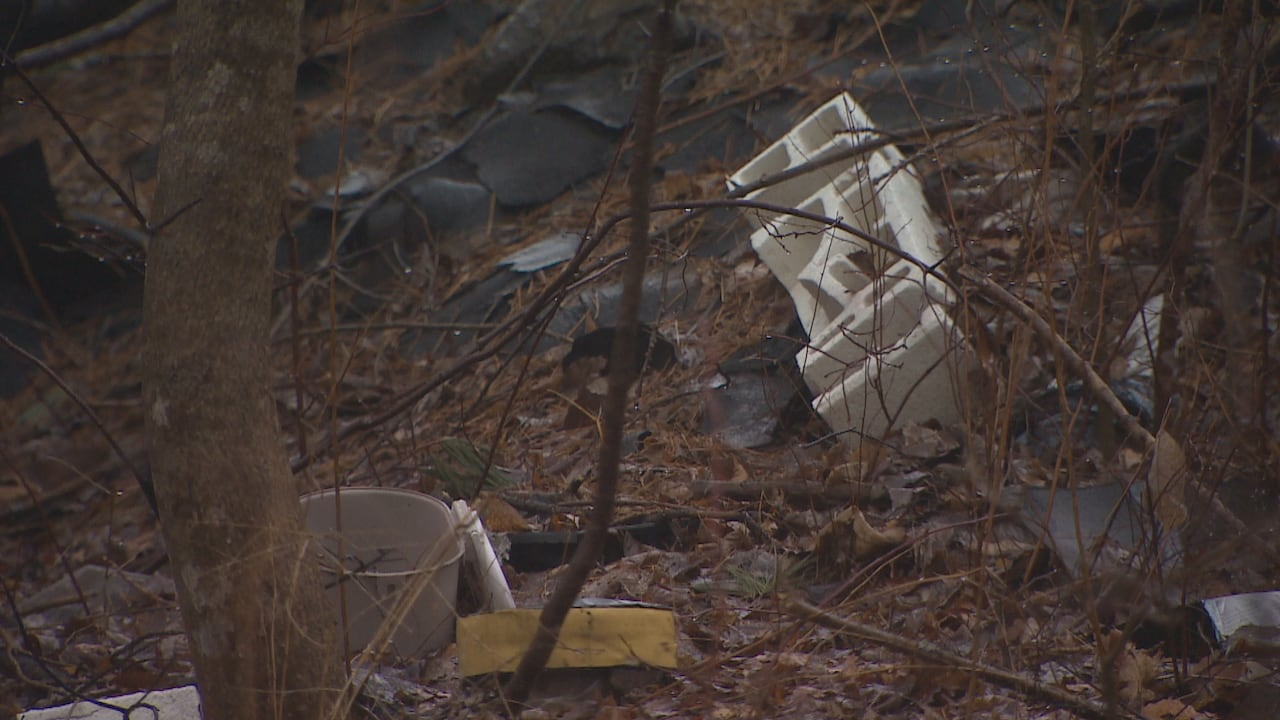 South Shore 'trash talker' busts illegal dumps and dumpers