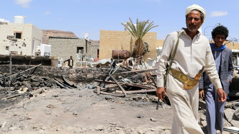US House votes to end American involvement in Yemen's civil war