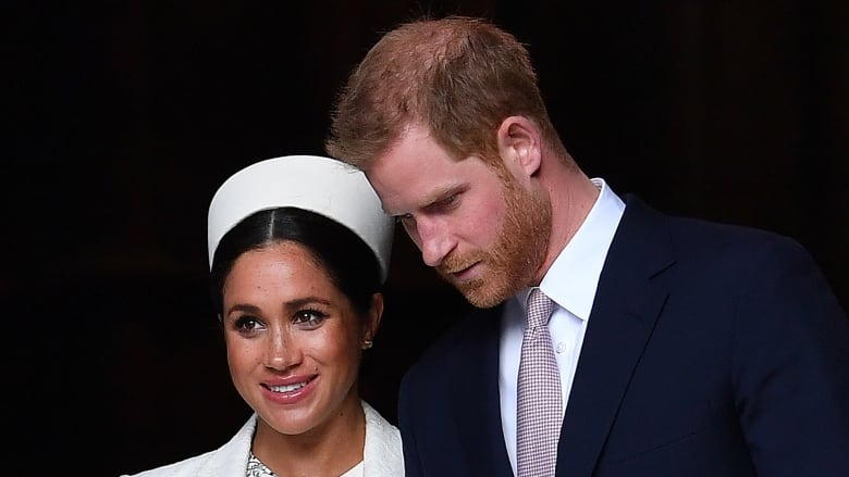 Harry and Meghan's Instagram power play | CBC News