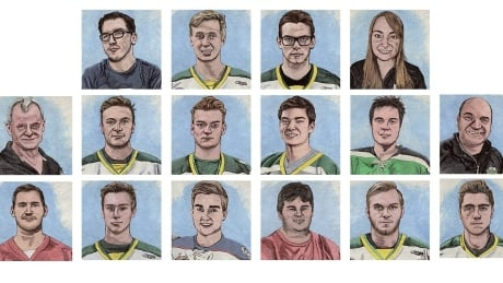 Humboldt Broncos bus crash victims