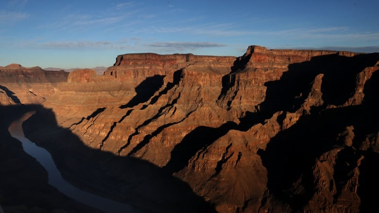 Grand Canyon visitor, 67, dies after falling over ledge
