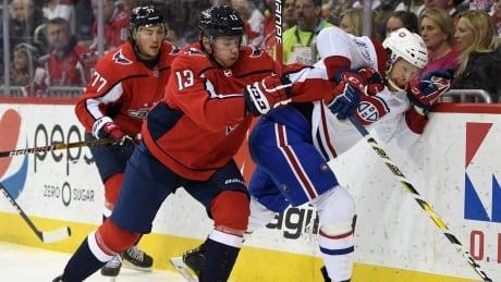 Canadiens-Capitals