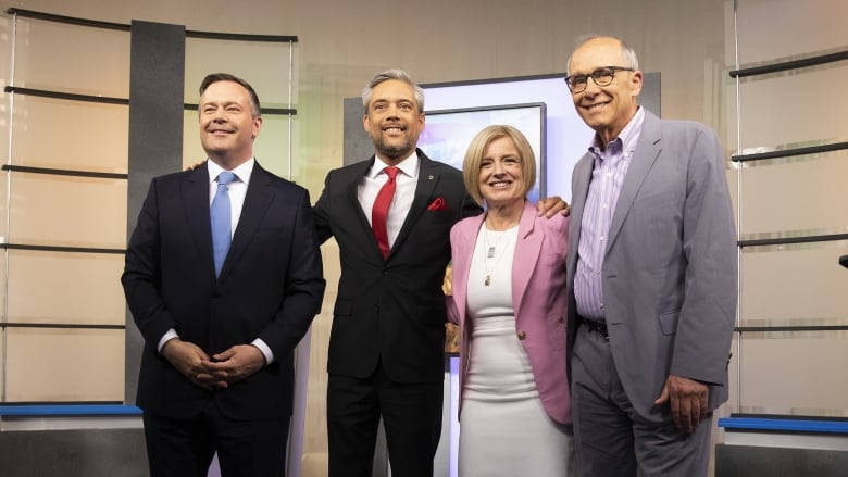 The Pollcast: What went down at the Alberta leaders debate