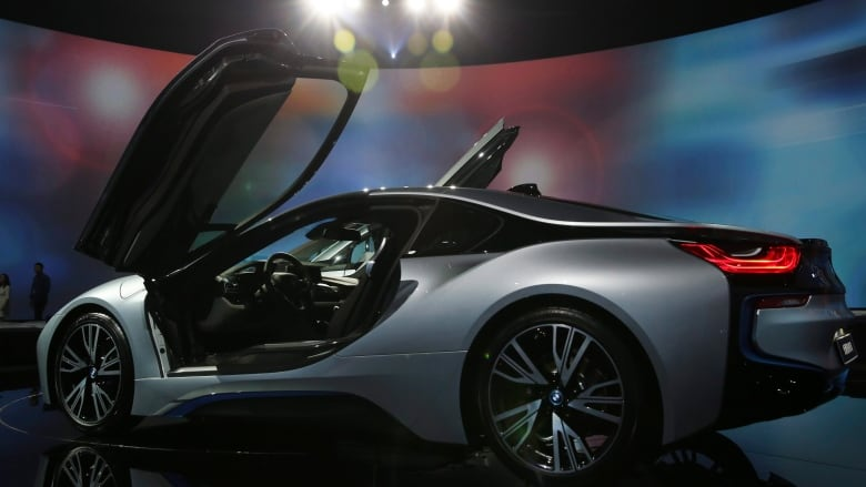 The Lost And The Furious Ubc Grad S Prized Bmw Supercar Goes