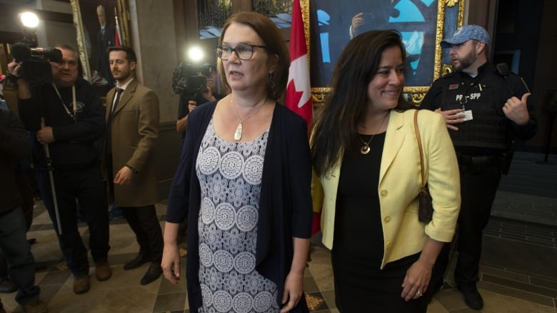Jody Wilson-Raybould and Jane Philpott to give keynote at First Nations justice conference