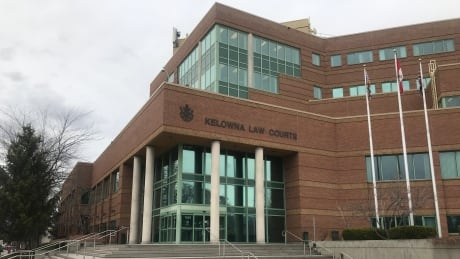 Kelowna Courthouse