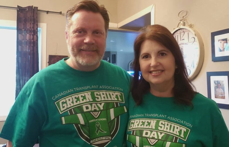 Green Shirt Day honours Humboldt Bronco and the Logan Boulet Effect