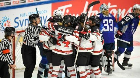 Canada women worlds