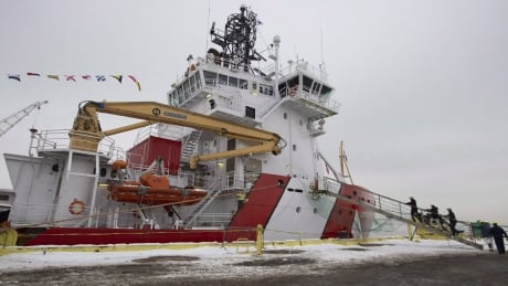 Canada to spend $15.7B on new coast guard ships, Trudeau says