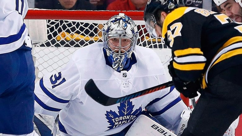 Flames Could Platoon Goalies Smith Rittich In Stanley Cup Playoffs