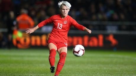 Sophie Schmidt scores winner as Canada beats Nigeria in soccer friendly